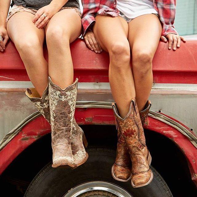 Two pairs⠀ #bootbarn #photography #boots #cowboy #margaretmalandruccolo @mmfoto99 @boot_barn_official