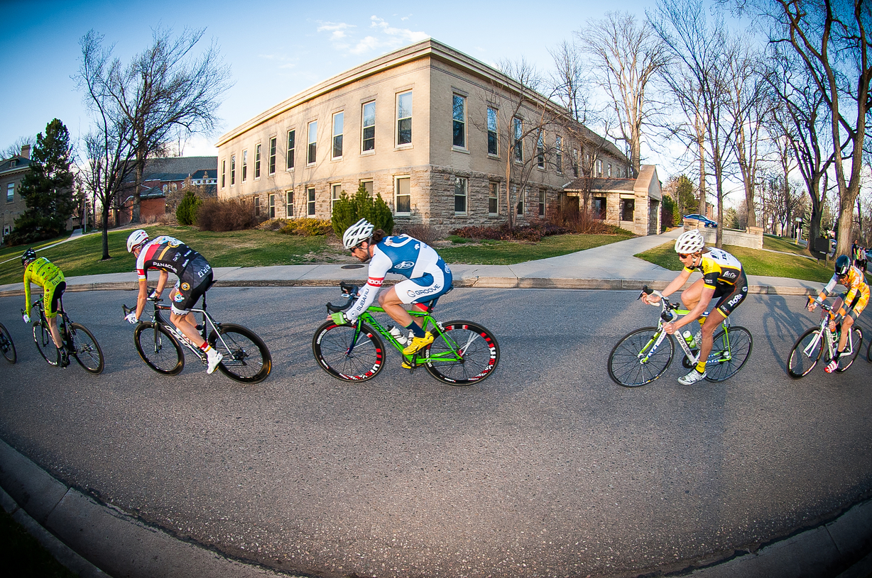 Colorado State University Road Race