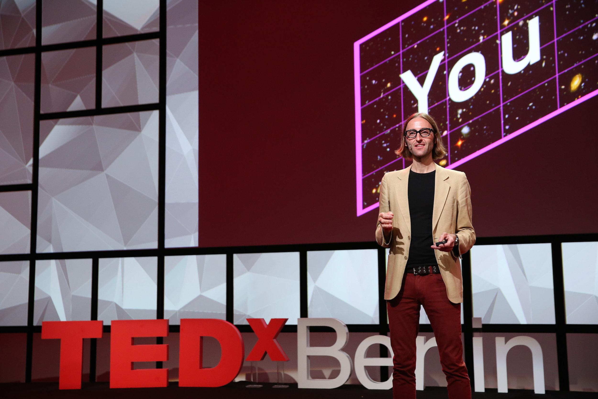 Photo: TEDxBerlin / Sebastian Gabsch