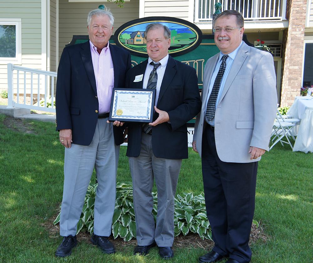 2013 USDA Valued Partner Award for Multi-Family Housing Preservation