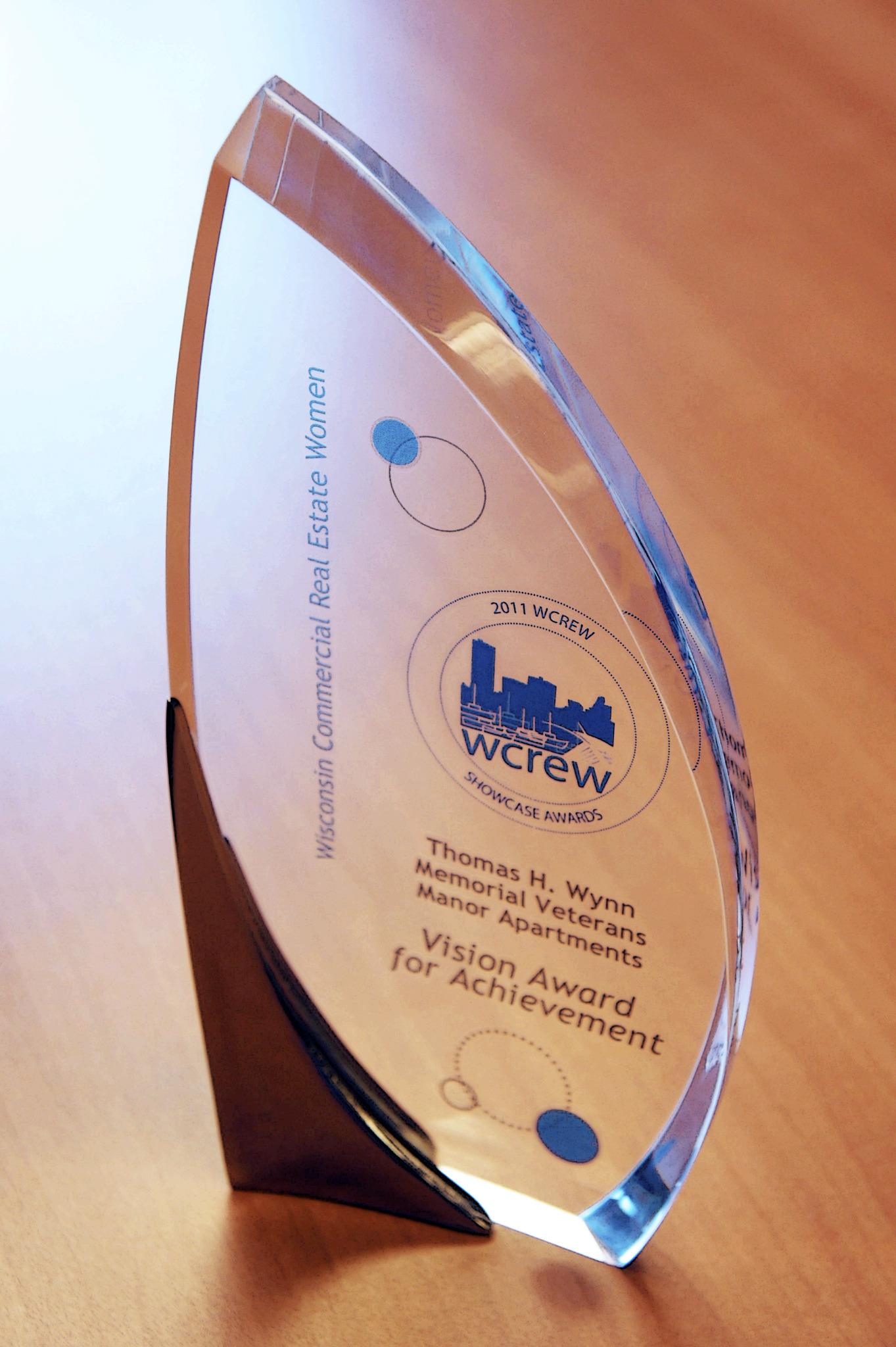 2011 WCREW Showcase Awards