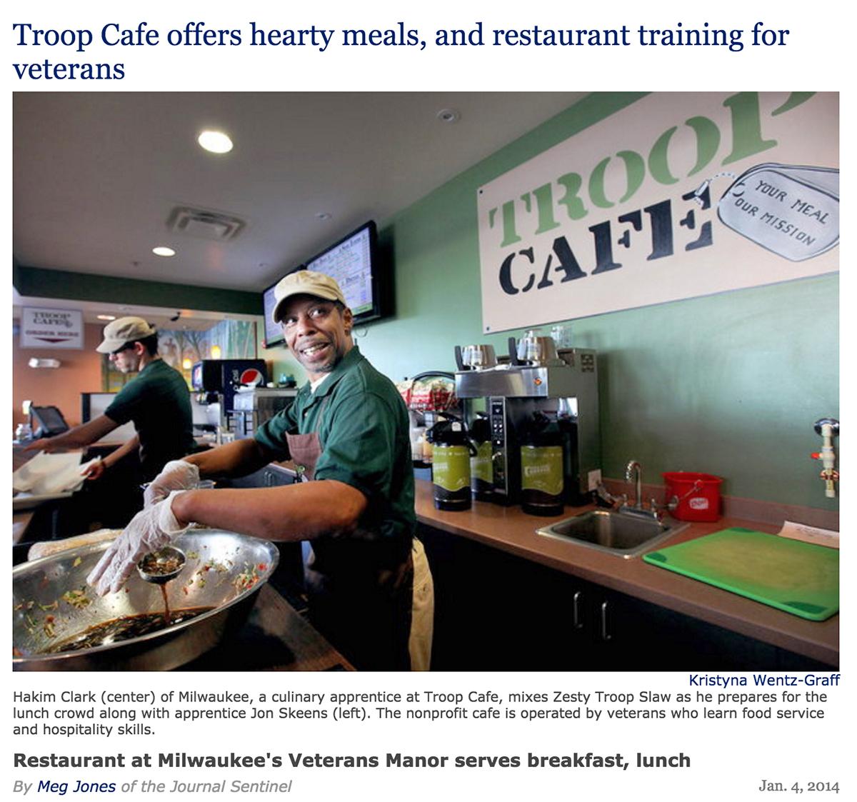 Troop Cafe MJS Article.jpg