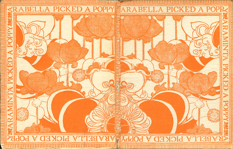 Bold, balanced and refined - Gertrude Smith,The Arabella and Araminta Stories(Boston: Copeland & Day, 1895).