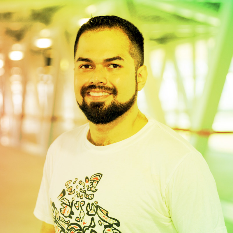 Alejandro Mayoral Baños - Executive Director, Indigenous Friends Association🌎 Toronto