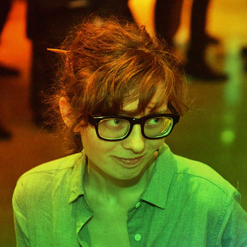 Ingrid Burrington - Artist & Writer🌎 New York