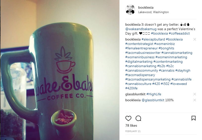 Social influencers help market your cannabis online for free by getting your product in front of a new audience of potential customers.