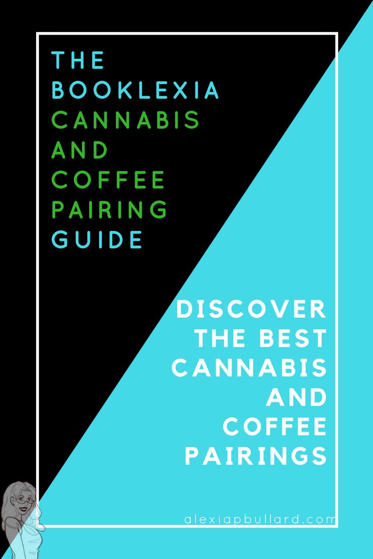 booklexia cannabis and coffee pairing guide