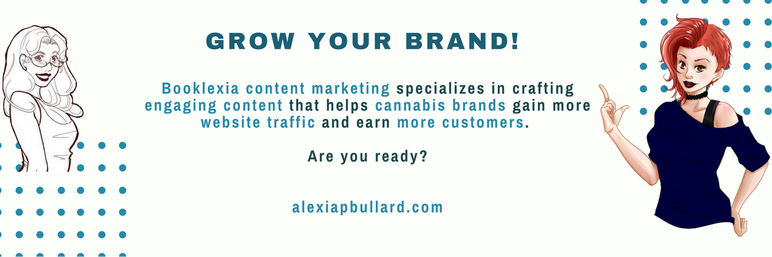 Booklexia Content Marketing, content marketing, dispensary marketing, cannabis content