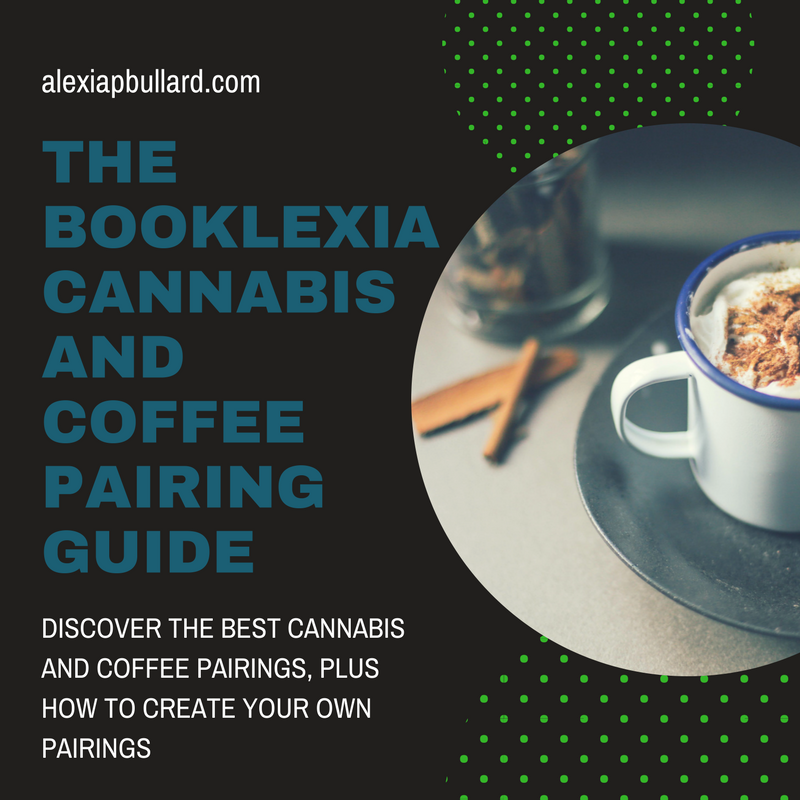 RELATED STORY: - The Booklexia Cannabis and Coffee Pairing Guide