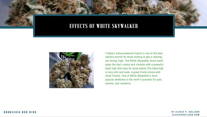 Washington cannabis strain reviews