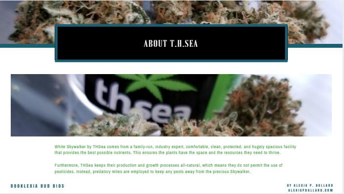 Tacoma Cannabis Content Marketing