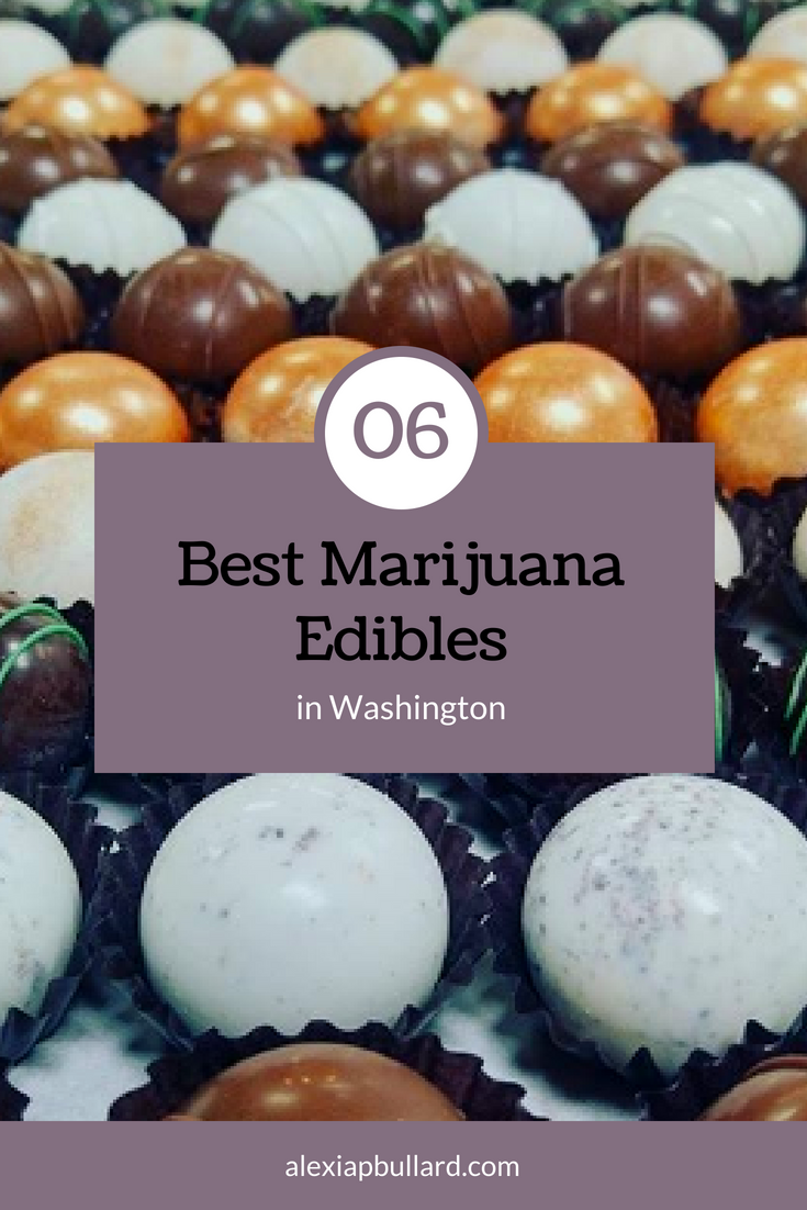 Not sure which cannabis-infused treats to try next? Check out this list of the 06 best marijuana edibles in Washington!