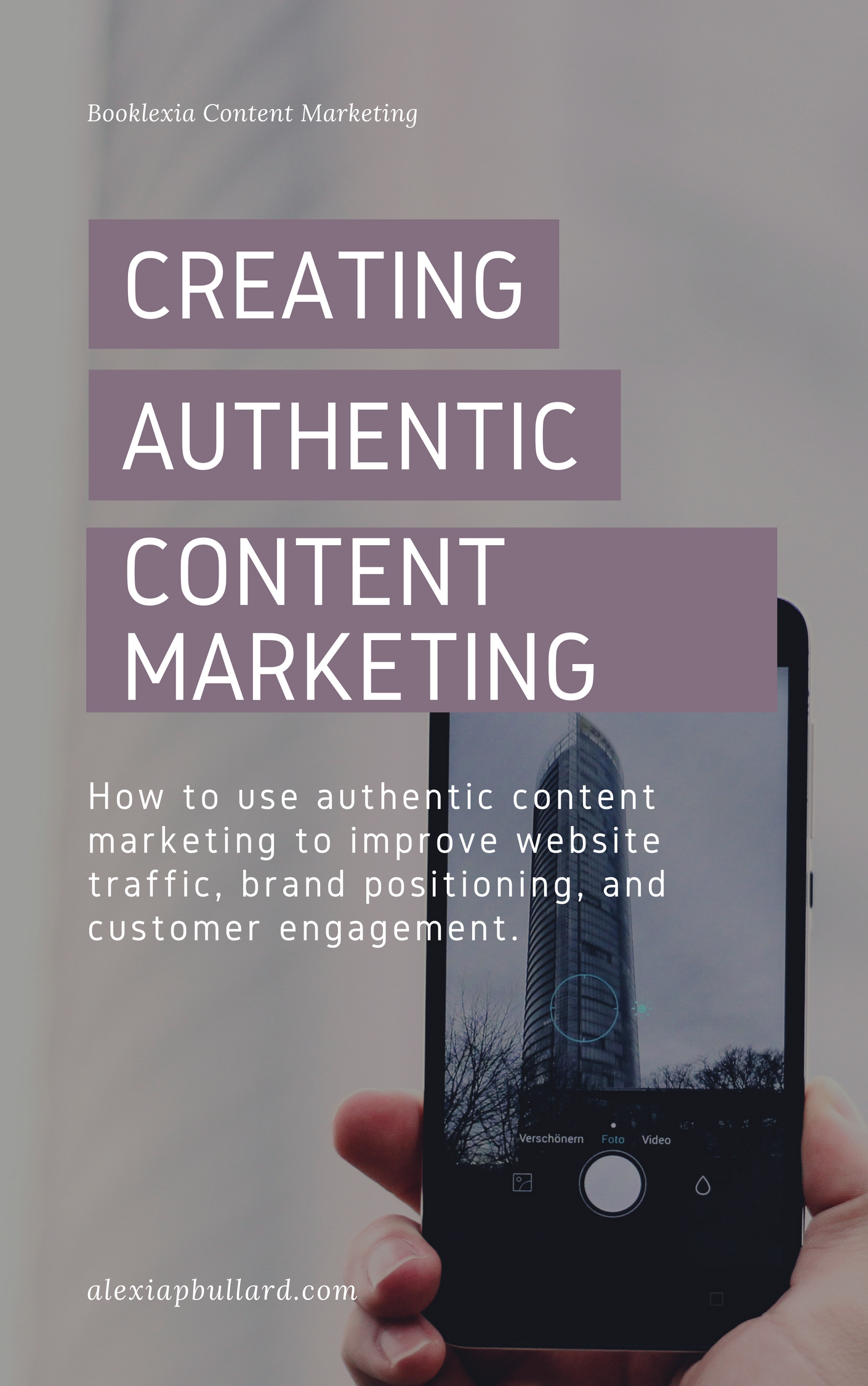 The Importance of Authentic Content Marketing