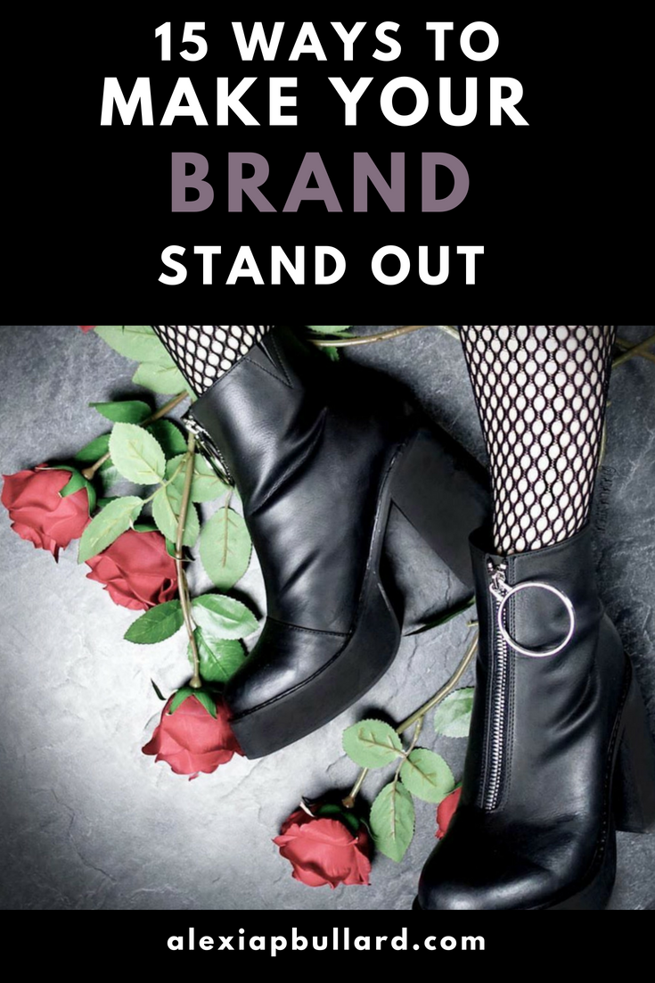 15 Ways to Make Your Brand Stand Out | Booklexia Content Marketing | cannabis content marketing