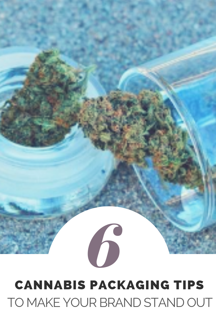 With the market flooded with products, here are six best cannabis packaging tips for beating your competition.  | Booklexia Content Marketing