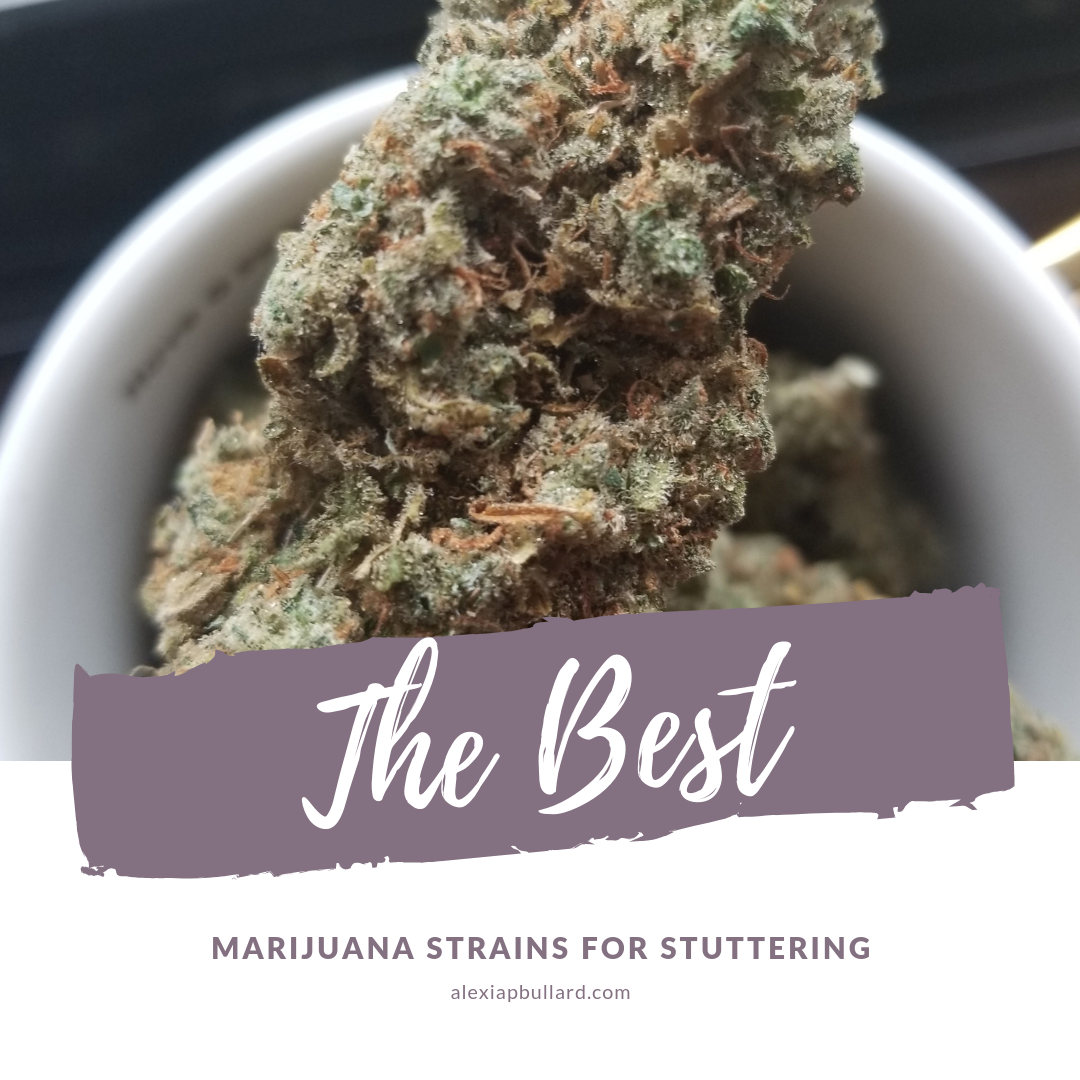 The Best Marijuana Strains for Stuttering | Booklexia Content Marketing