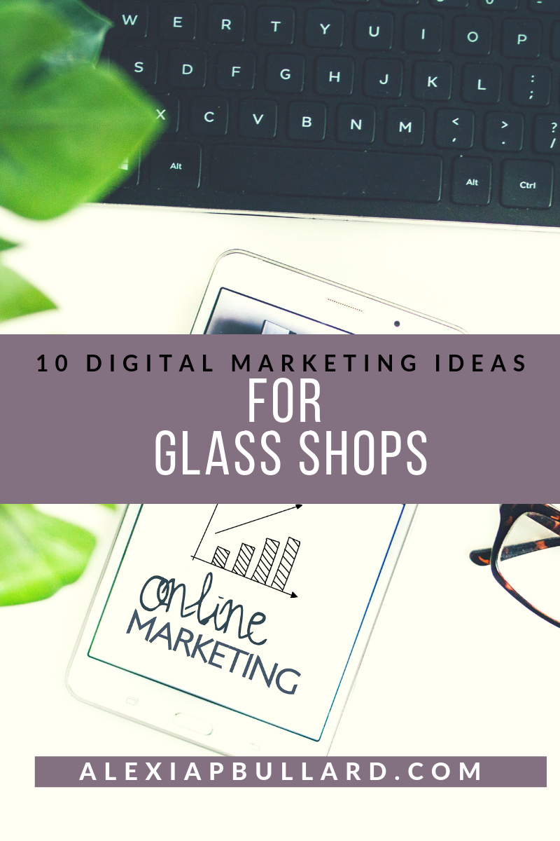 10 Digital Marketing Ideas for Glass Shops | Booklexia Content Marketing, san diego cannabis marketing, california cannabis marketing, glass shop marketing