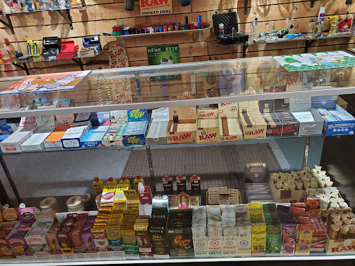 Big on blunts and joints? They've got all the papers and smoking accessories you need.