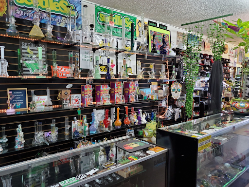 The comfortable atmosphere sets Top Shelf Gift Shop apart from others, making it one of the best head shops in all of San Diego.