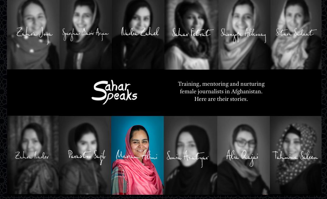 Sahar Speaks Huffington Post