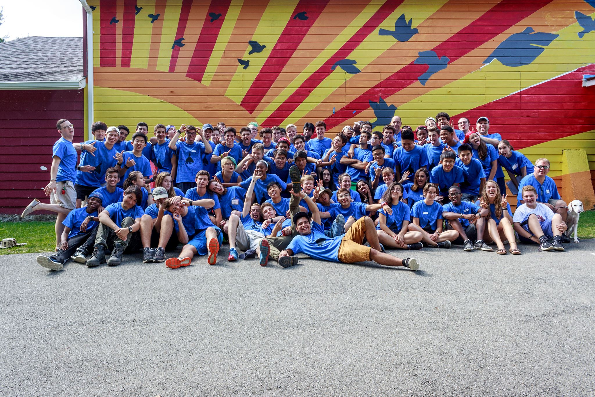 2016 Boys' Session