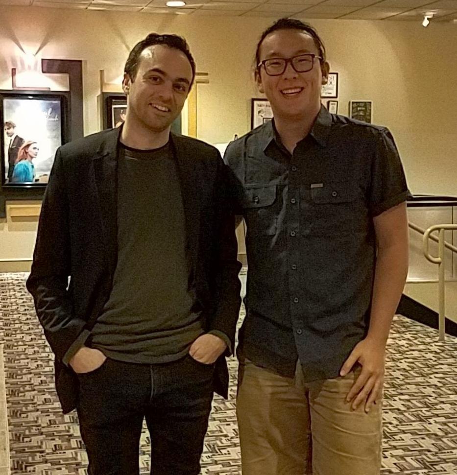Dan and Harris in DC.jpg