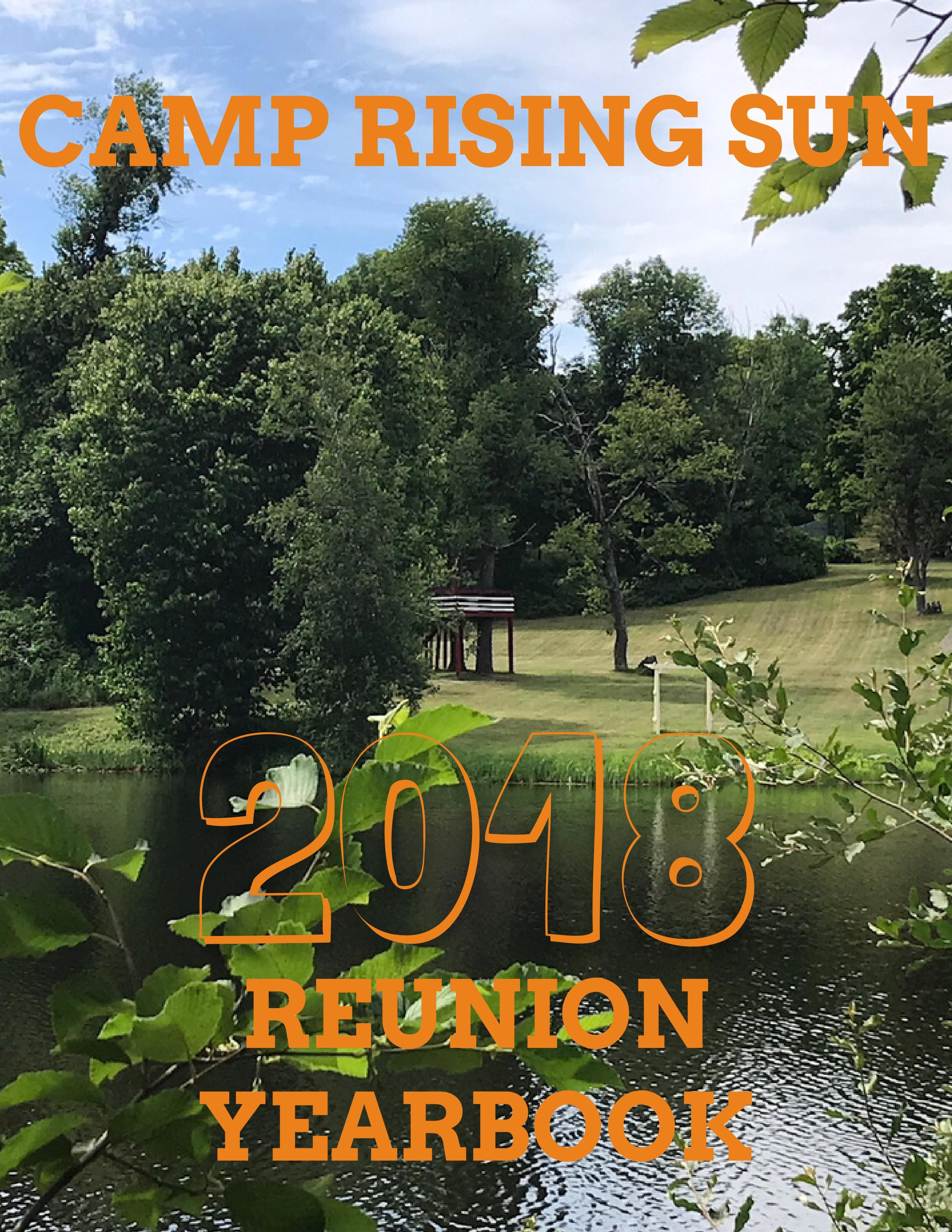 2018 Reunion Yearbook -