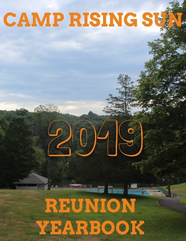 2019 Reunion Yearbook -