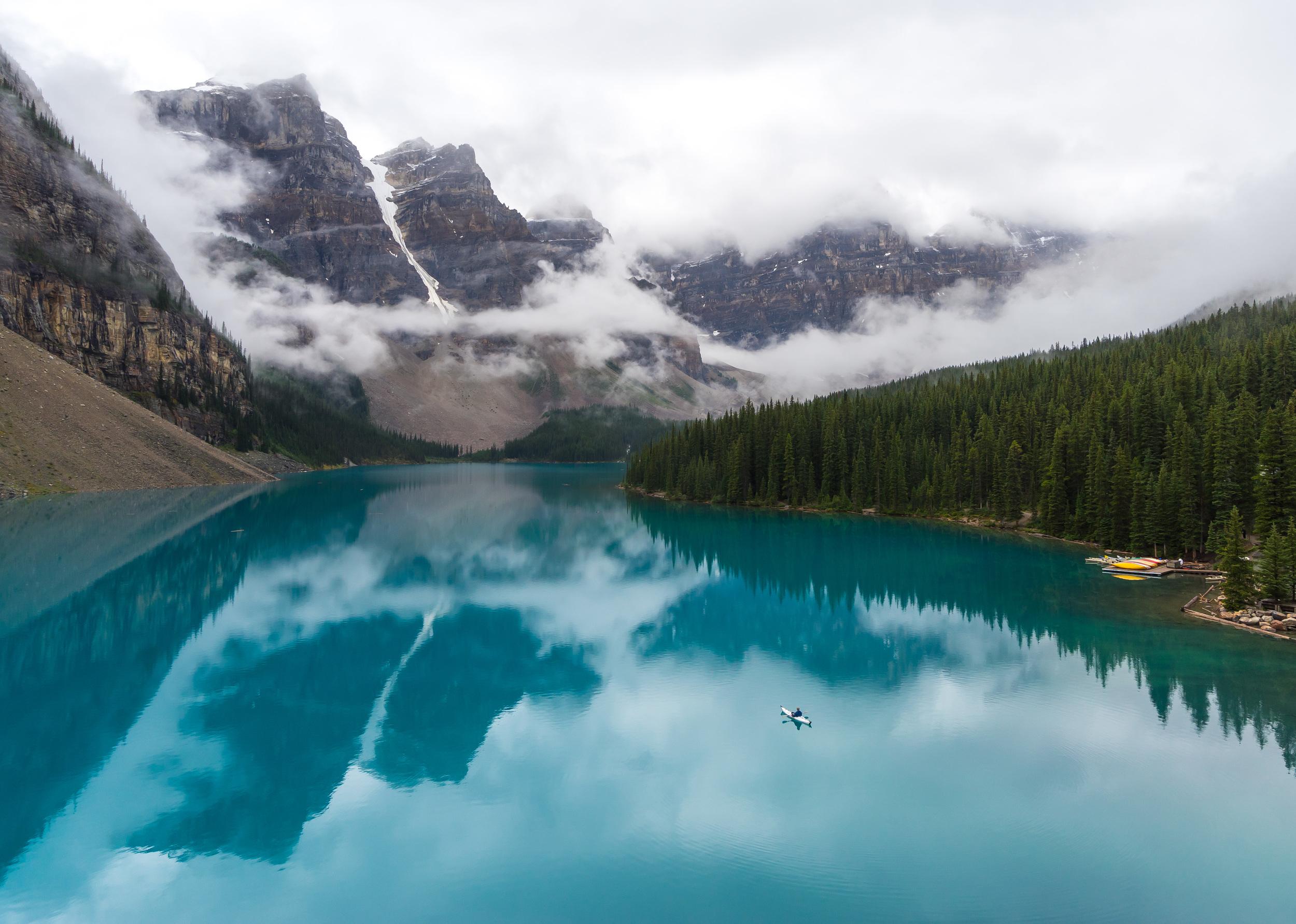Adventures in the Canadian Rockies