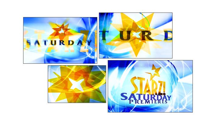Starz Saturday Summer Premiere ID