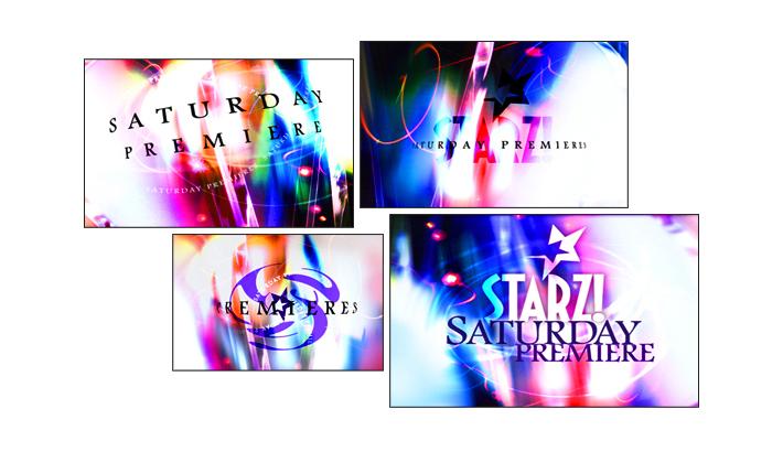 Starz Saturday Fall Premiere ID