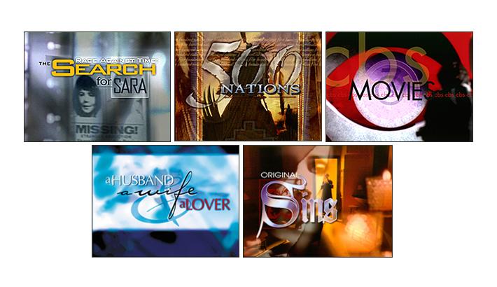 CBS Primetime Movie Promos