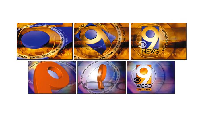 WCPO News ID & Early Morning Show Open