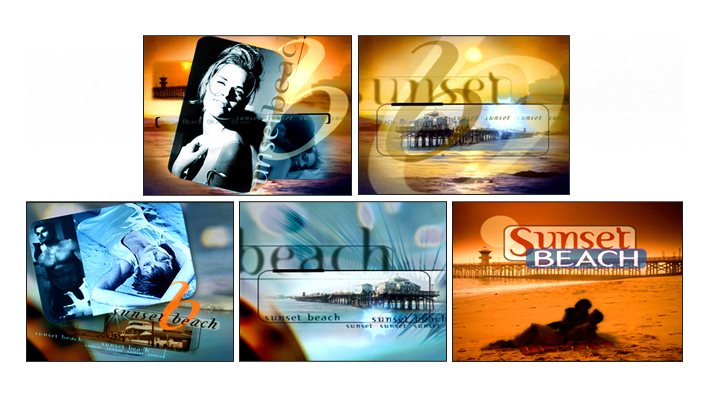 CBS Daytime - Sunset Beach Open