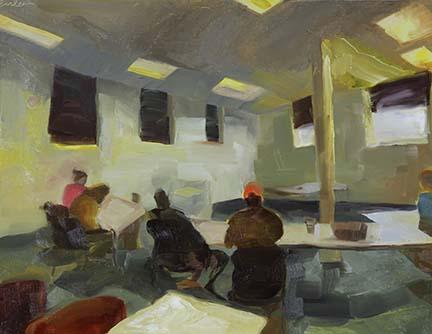 Interior: Squares&figures