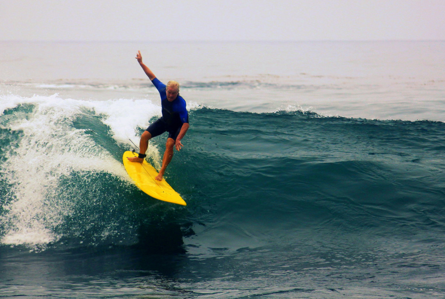 DOUG SURFING IN LAGUNA BEACH CA.  BUSINESS IS A BIT LIKE SURFING - MANAGING A MYRIAD OF UNCERTAINTIES AND MANEUVERING THROUGH THEM.