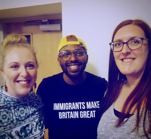 I'm backing @magicmagid to be Green MEP for the Yorkshire & Humber region 💚