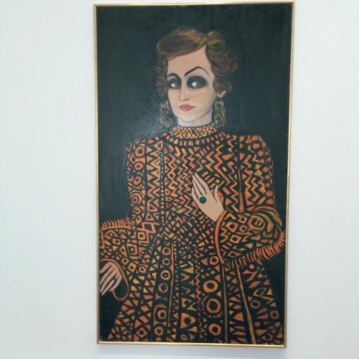 Fahrelnissa Zeid, 2015 Sharjah Biennial