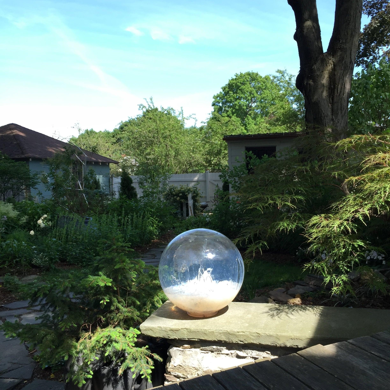 Paula Hayes's garden