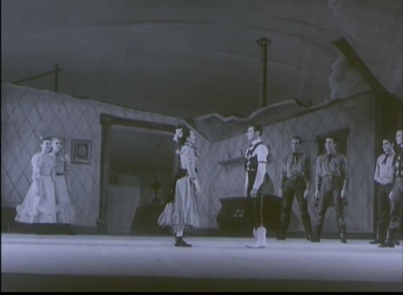 American Ballet Theatre from Bucharest   02:10, 1960  National Film Archive