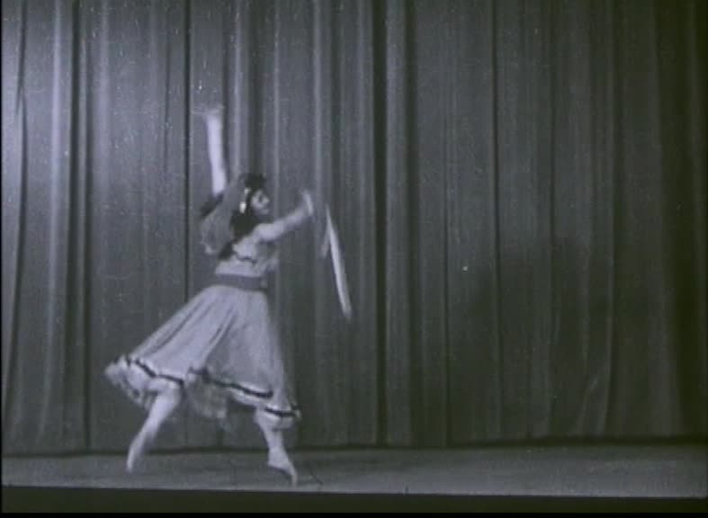 Artistic News   01:02, 1955  National Film Archive