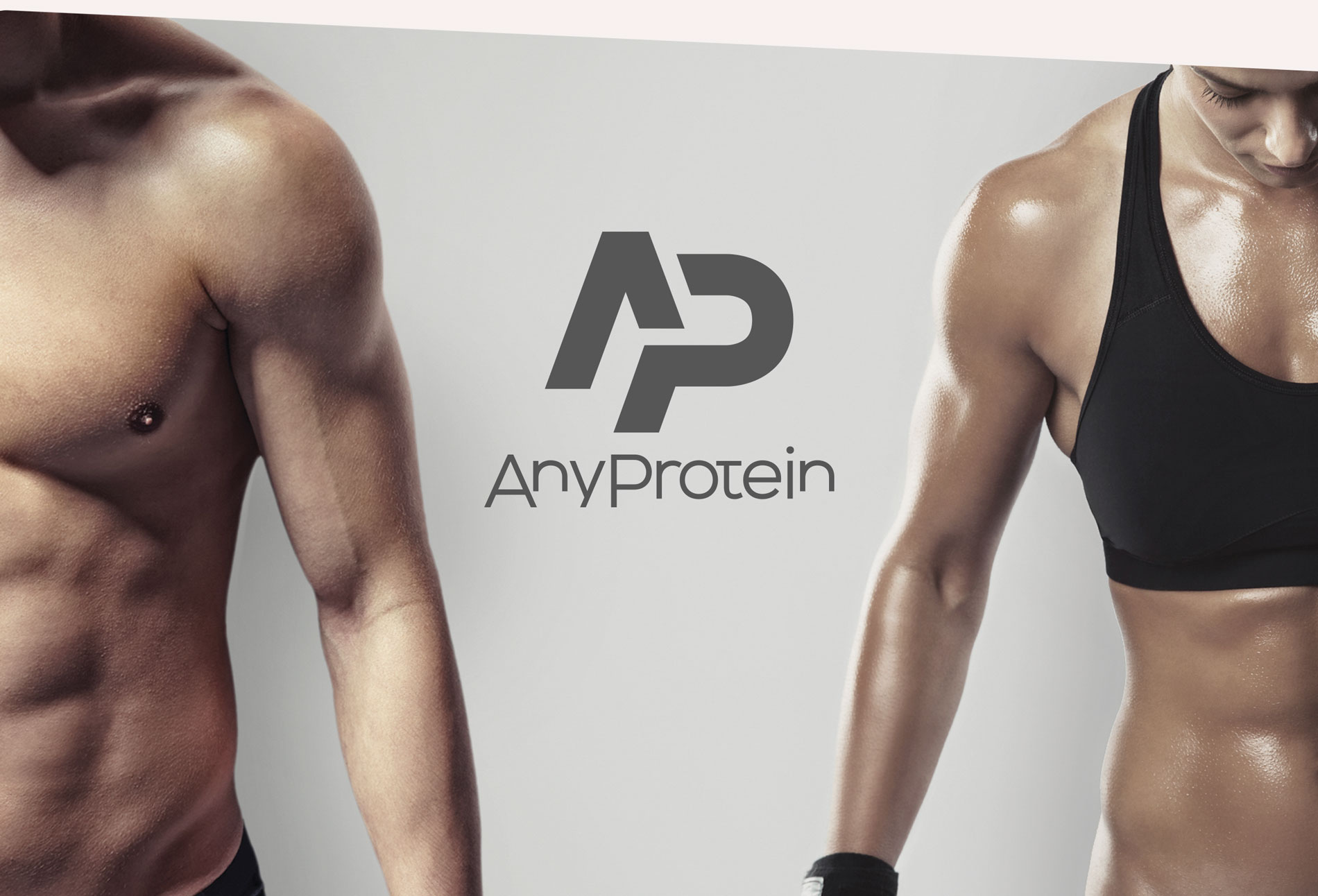 Any Protein logo - design whitstable kent