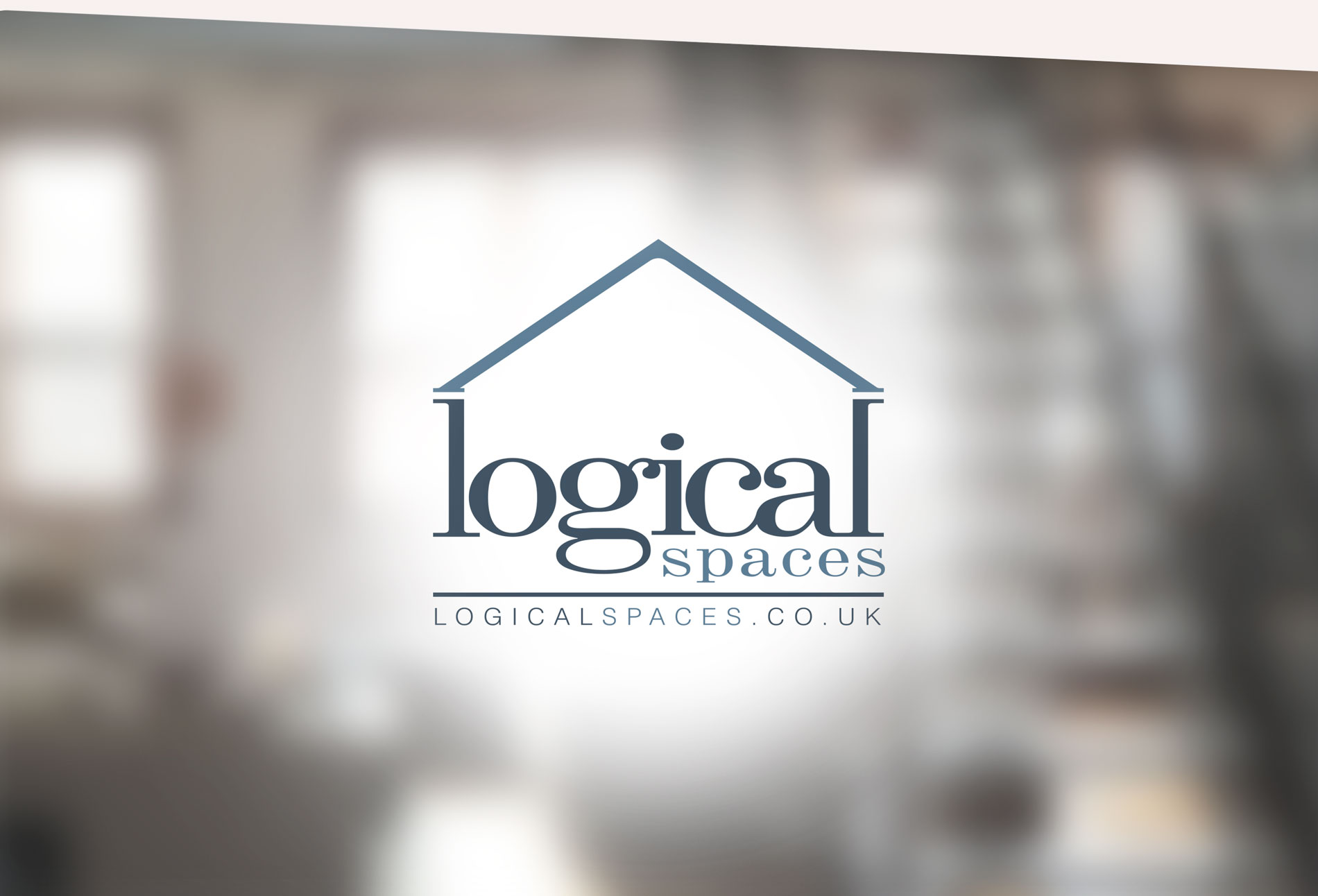 Logical Spaces logo - design whitstable kent