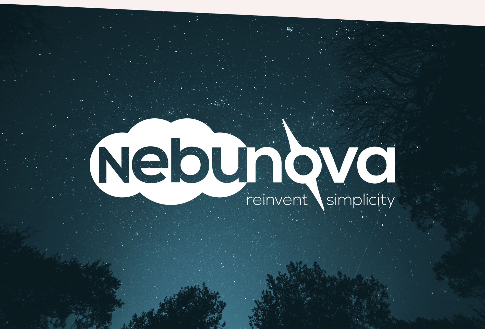 Nebunova logo - design whitstable kent