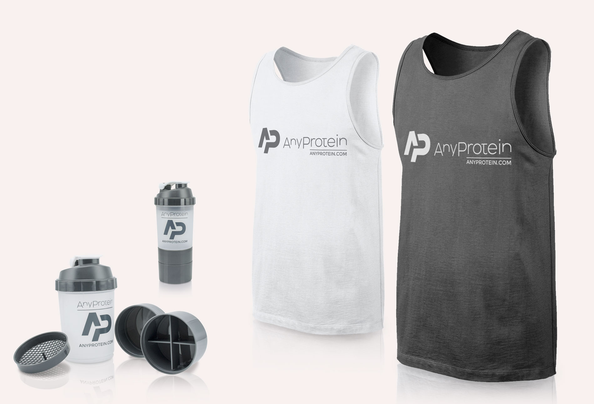AnyProtein Accessories Design - design whitstable kent