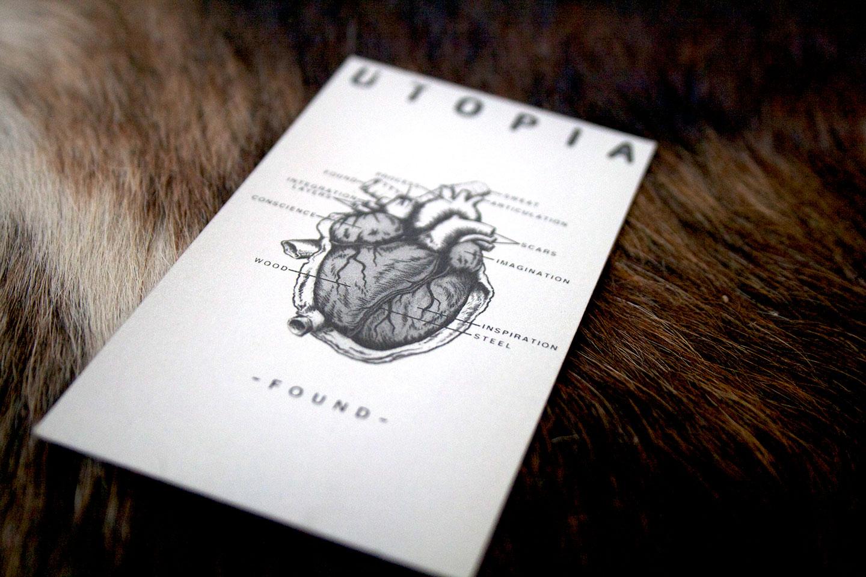 Utopia Designs Branding