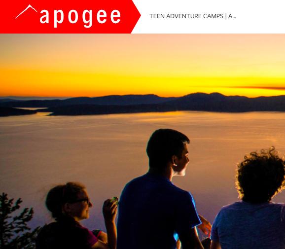 Apogee Adventures