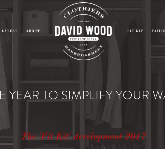 David Wood Haberdashery