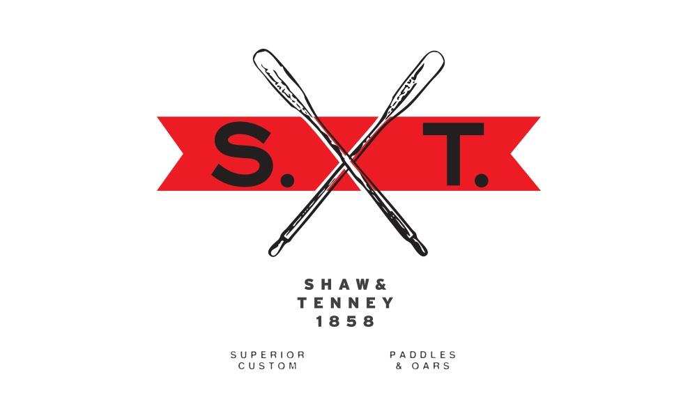 Shaw & Tenney Branding