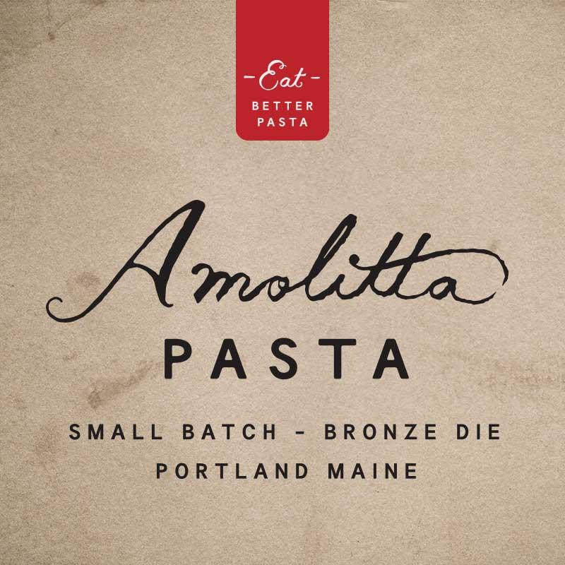 Amolitta Pasta Logo